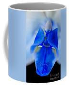 Blue Orchid Coffee Mug