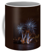 Blue Palms Coffee Mug