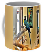 On The Perch Coffee Mug
