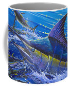 Blue Persuader  Coffee Mug
