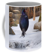 Blue Pheasant  Coffee Mug