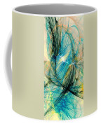Blue Phoenix Coffee Mug