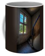 Blue Rail Coffee Mug