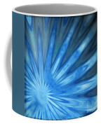 Blue Rays Coffee Mug