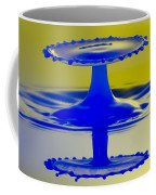 Blue Reflections Coffee Mug