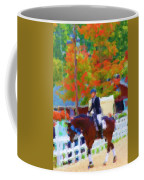 Blue Ribbon Coffee Mug