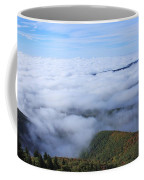 Blue Ridge Fog Coffee Mug