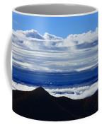 Blue Ridge Fog-north Carolina Coffee Mug