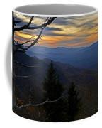 Blue Ridge Last Light Coffee Mug