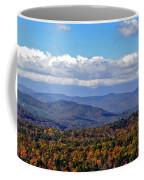 Blue Ridge Mountains 2 Coffee Mug