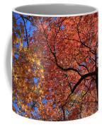 Blue Ridge Mountains Fall Foliage Coffee Mug