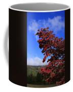 Blue Ridge Mountains In Alabama Coffee Mug