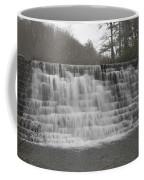 Blue Ridge Parkway Meandering Waters  Coffee Mug