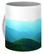 Blue Ridge Scene Coffee Mug