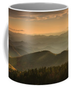 Righteously - Blue Ridge Sunrise Coffee Mug