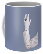 Blue Ring Coffee Mug