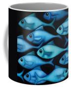 Blue School 2 Coffee Mug