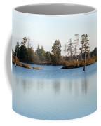 Blue Shades Coffee Mug