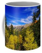 Blue Skies In Colorado Coffee Mug