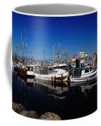 Blue Skies Over French Creek Coffee Mug