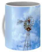 Blue Sky Aermotor Windmill Coffee Mug