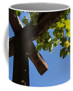Blue Sky Grape Harvest - Thinking Of Fine Wine Coffee Mug