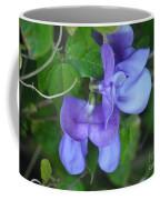 Blue Snail Vine Twins Coffee Mug