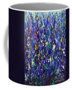 Blue Snapdragons Coffee Mug
