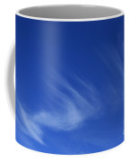 Blue Sounds To Echo Feeling Coffee Mug
