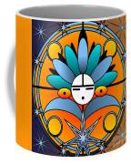 Blue Star Kachina 2012 Coffee Mug