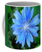 Blue Star Coffee Mug