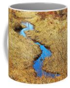 Blue Stream Coffee Mug