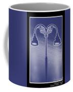 Blue Street Lights Coffee Mug