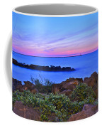 Blue Sunset Coffee Mug by Frozen in Time Fine Art Photography