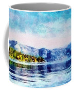 Blue Tahoe Coffee Mug