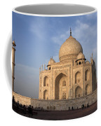 Taj Mahal In Evening Light Coffee Mug