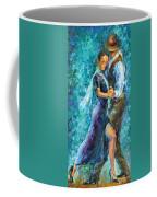 Blue Tango 3 Coffee Mug