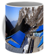 Blue Tin Roof Coffee Mug