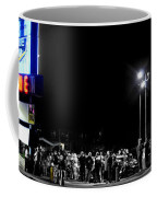 Blue Top Opening Night Coffee Mug