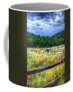 Blue Tractor Deckers Colorado Coffee Mug