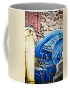 Blue Tractor Coffee Mug