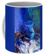 Blue Vase Coffee Mug