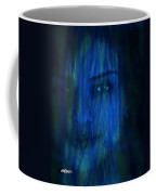 Blue Veil Coffee Mug