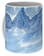 Blue View #2 Coffee Mug