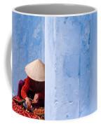 Blue Wall Hawker 01 Coffee Mug