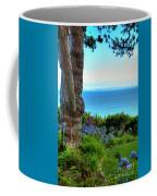 Blue Waters In Palos Verdes California Coffee Mug