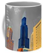 Blue Willis Coffee Mug