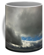 Blue Window Coffee Mug by Donna Blackhall