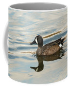 Blue Winged Teal Coffee Mug