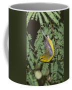 Blue-winged Warbler Coffee Mug